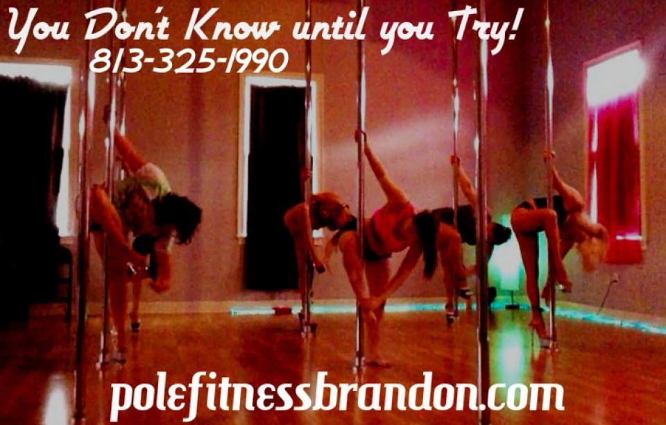 Impulse Studios Pole Dance for Fitness